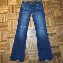 American Eagle Slim Bootcut Jeans Size 4 - $22.80
