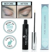 NATURAL Serum For RAPID Eyelash and Eyebrow Growth - PEPTIDE INFUSED - C... - $41.64