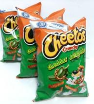 Cheetos Chadder Jalapeno 3pack 3oz Bags - $14.84