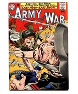 OUR ARMY AT WAR #152 comic book 1965-DC WAR COMIC-SGT. ROCK-HIGH GRADE-VF - $179.06