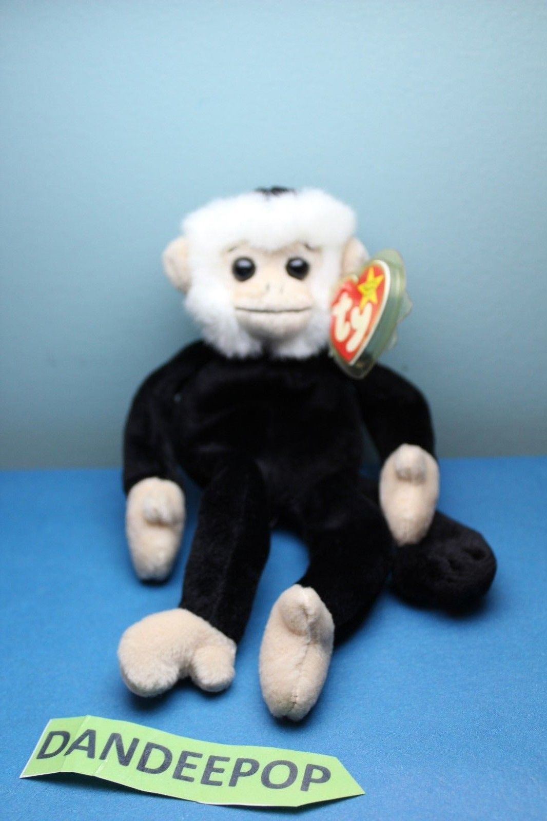 fc4346fb285 TY Retired Beanie Baby Mooch Spider Monkey and 50 similar items. 57