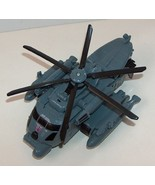 Transformer Gyro Blade Blackout Helicopter  - $14.00