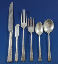Greenbrier by Gorham Sterling Silver Flatware Set For 8 Service Dinner Size - $2,400.00