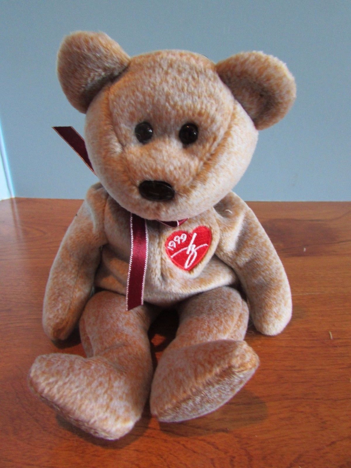 TY Beanie Babies Baby plush 1999 signature and 33 similar items. 57 2e0ca0057c