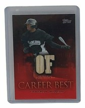 2009 Cameron Maybin Topps Career Best Game Used Bat Relic Card CBR-CM Ma... - $4.99