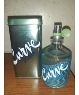 Liz Claiborne Curve Wave 4.2oz /125 mlMen's Eau de Cologne spray. - $19.99