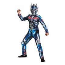 Disguise Optimus Prime Movie Classic Costume, Blue, Small 4-6 - £23.05 GBP
