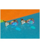 Suzanne Somers Trilliant Starlight Earrings Ste... - $45.97
