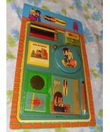 VTG 1982 Popsicle Brand POPSICLE PEOPLE Themed Children's Art Set Pencil... - $85.45