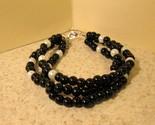 433 black white jade bracelet thumb155 crop