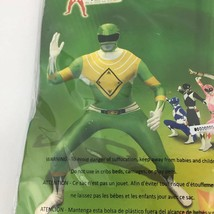 Green Power Rangers Morphsuit Adult Large Halloween Costume Cosplay Fand... - $48.00