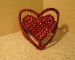 429 red leather heart bling thumb155 crop