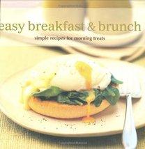 Easy Breakfast and Brunch (Easy) [Paperback] Various - $26.00