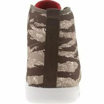 Reebok Men's The Berlin Chukka Brown Tiger Camo Hi Top Sneaker Shoes 10.5 11 NIB image 2