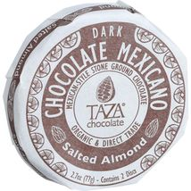 Taza Chocolate Organic Chocolate Mexicano Discs - 40 Percent Dark Chocolate - Sa - $54.99+