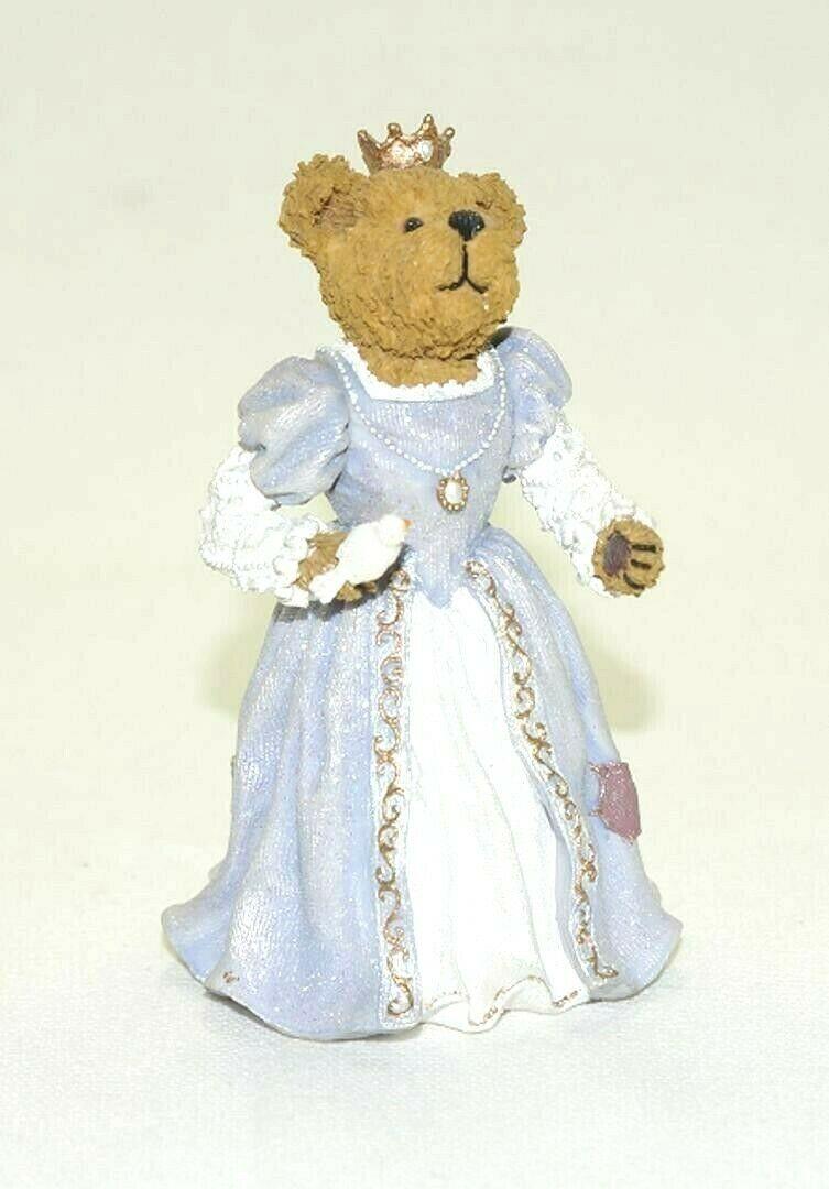 "Boyds Shoe Box Bear ""Cinderella"" 4.5"" Bear- #3240-  1E- Retired"