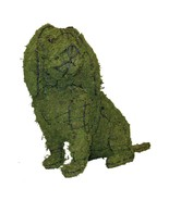 Cavalier King Charles Spaniel Topiary Sculpture - Wire Frame, Moss Fille... - $99.99+