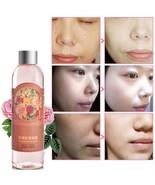 Face Toner Rose Pearl Essence Skin Care Shrink Pores Anti-Aging Whitenin... - $29.65