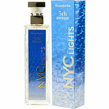 New Fifth Avenue Nyc Lights Eau De Parfum Spray 4.2 Oz For Women - $27.81