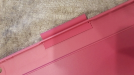 logitech 12.9 inch berry keyboard ipad case - $79.00