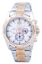 Seiko Lord Chronograph Quartz Spc188 Spc188p1 Spc188p Men's Watch - $271.50