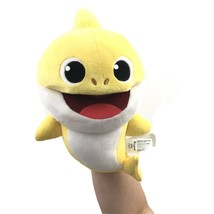 WowWee Pinkfong Baby Shark Official Song Puppet with Tempo Control Yello... - $14.79
