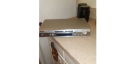 Samsung DVD-P721M Dvd Player Tested Works - $37.39