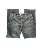 White House Black Market Womens Jeans Blanc Love Life Boot Cut Size 6S D... - $17.81