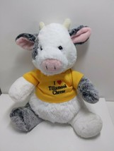 I Love Tillamook Cheese t shirt on  Cow Stuffed Animals Plush 2017 - $25.47