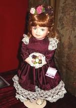 Ashton Drake Kathryn Rose Doll Sweet Inspirations Collection Artist Virg... - $49.45