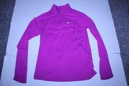 Women's Champion M 1/4 Zip Pullover Jacket (Light Purple) Champion - $12.19