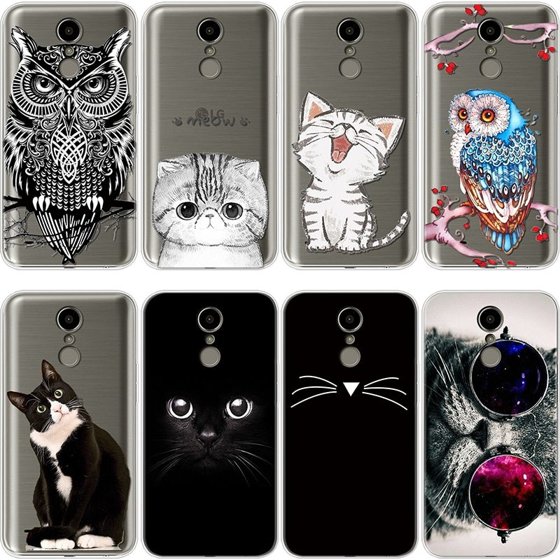 Primary image for TPU Cover For LG G3 G4 G5 G6 G7 K4 K5 K8 K10 K11 Plus Nexus 5X V20 V30 X Power 2