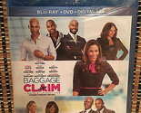 Baggage Claim (2-Disc Blu-ray/DVD, 2014)Tia Mowry/Lala Anthony/Trey Songz.