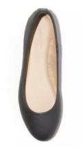 Universal Thread Women's Black Everly Round Toe Slip On Ballet Flats NWT image 3