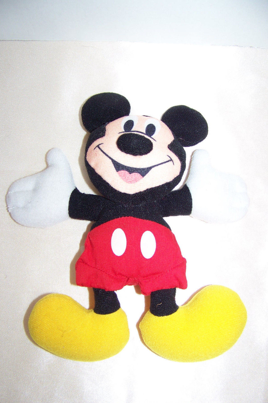 Disney Mickey Mouse plush beanie by Applause - $6.32