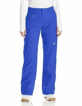 Spyder Womens Winner Tailored Fit Pant, Ski Snowboard, Size L, Inseam Lo... - $69.00