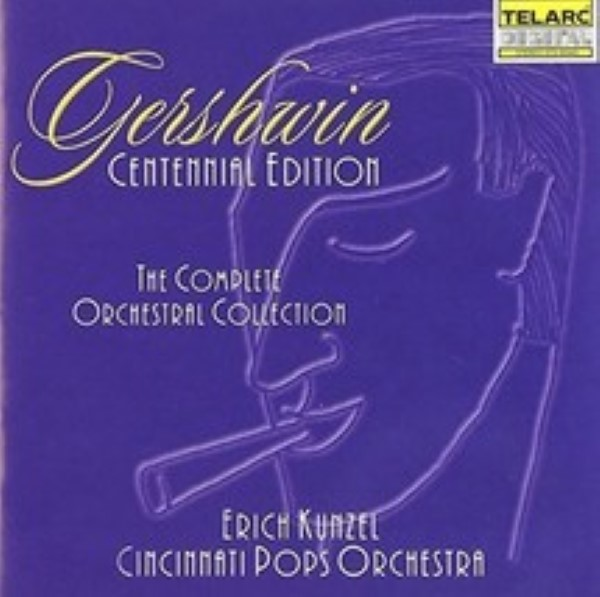 Gershwin: The Complete Orchestral Collection Cd