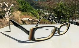 Nice Ray-Ban Black w/ Grey Marble Eyeglasses Frames RB 5162 2262 / 52-16... - $27.83