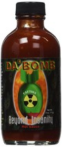 Da Bomb Beyond Insanity Hot Sauce - 4 oz. - $9.50+