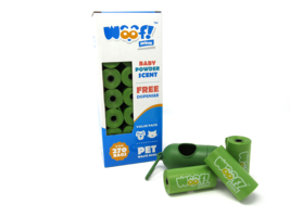 Woof! Prime Dog Waste Poop Bags Extra Thick and Super Strong 120 Bags Fr... - $7.59+