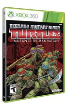 Teenage Mutant Ninja Turtles: Mutants in Manhattan - Xbox 360 [Xbox 360] - $23.43