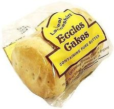 Real Lancashire Eccles Cakes 150g 8 packs - $89.99