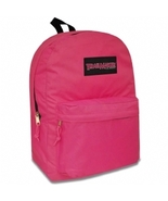 "Backpack NWT Trailmaker 17"" Pink - $8.99"