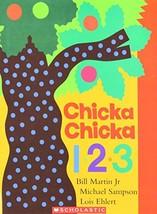 Chicka Chicka 1, 2, 3 [Paperback] Bill Martin Jr.; Michael Sampson and L... - $1.83