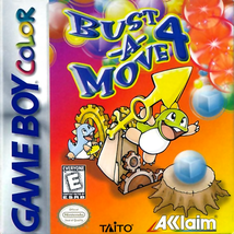 Bust A Move 4 GBC NINTENDO GameBoy Color Video Game - $11.97