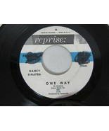 Nancy Sinatra ONE WAY and CRUEL WAR Reprise 45 RARE PROMO - $9.89