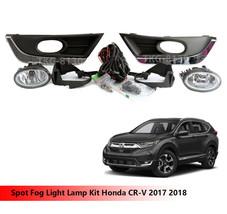 Spot Fog Light Lamp Kit For Honda CRV CR-V 2017 2018 - $119.99
