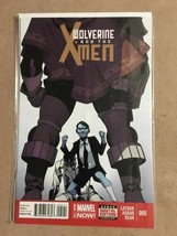 Wolverine And The X-MEN #005 #5 Marvel Comics Near Mint Comic Book - $1.89