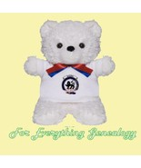 Personalised Clan Badge Family Crest White Tedd... - $45.00