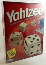 NEW Yahtzee Dice Game by Parker Brothers  2005 Edition - $8.79